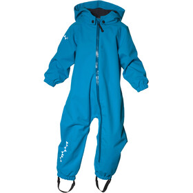 Isbjörn Hard Shell Jumpsuit Peuters, ice